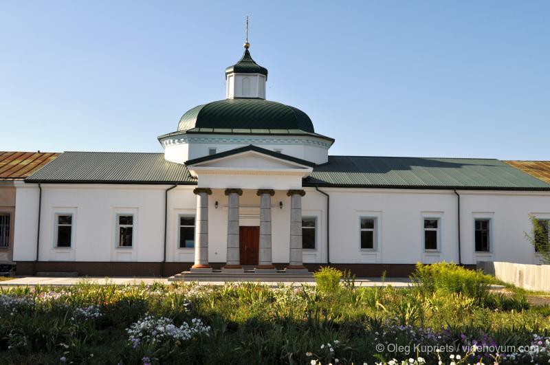 Картинки по запросу самарский монастырь новомосковск фото