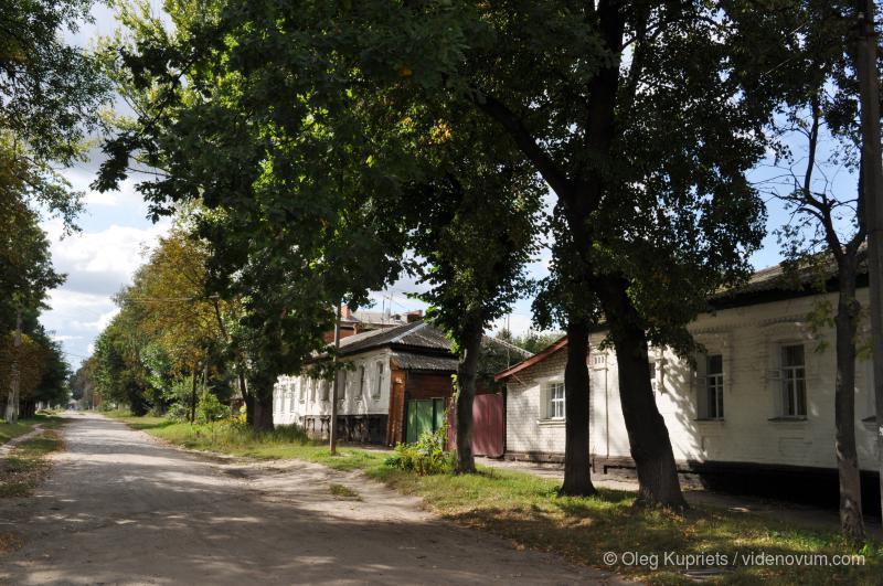 Фото города кролевец сумской области